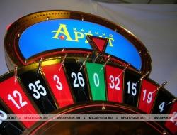 Изделия для казино и игровых клубов