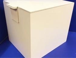 Контейнер для перевозки лекарств из оргстекла