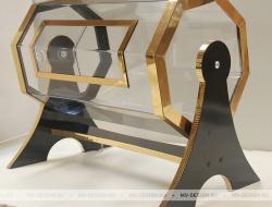 Лототрон «Золотой Металлик». Купить лототрон в Москве