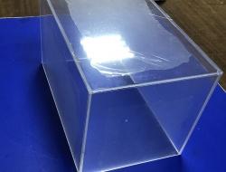 Колпак из оргстекла 3 мм. Размер 300 х 200 h- 200 мм