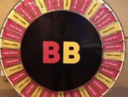 Брендирование Колеса Фортуны для Букмекерской конторы bingoboom