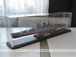 Колпак из оргстекла для модели корабля