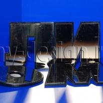 Буквы из металла на заказ