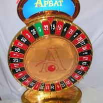 Колесо Фортуны для казино «АРБАТ»