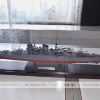 Колпак для модели корабля