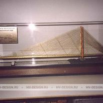 Макет моста