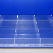 Ящик из оргстекла для мелочей