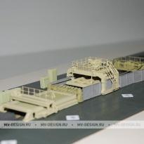 Архитектурный макет заказать в Москве